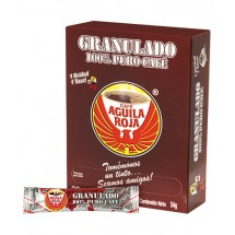 CAFÉ SOLUBLE GRANULADO 30 SOBRES DE 1.8g