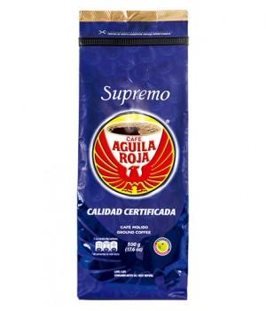 CAFÉ SUPREMO TOSTADO Y MOLIDO 500g